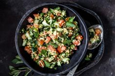 Try Tabbouleh salad by FOOBY now. Or discover other delicious recipes from our category salad. Salad Recipes, Food Trends, What To Cook, Cooking Time, Food Print, New Recipes, Potato Salad, Yummy Food, Salad
