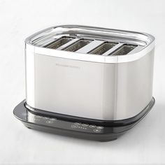 Williams-Sonoma Signature Touch 4-Slice Toaster. Designed by Phil Rose, and Mihai Hogea.