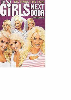 The Girls Next Door Season 6 DVD 2011 2-Disc Set FACTORY SEALED NEW FREE S/T US