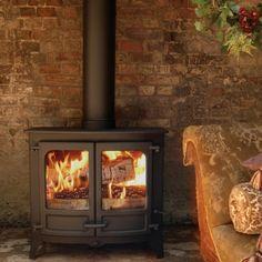 Charnwood Stoves – Island 3 Wood Burning Stove