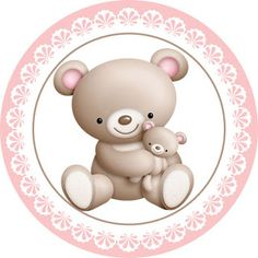 Baby Shawer, Baby Box, Scrapbook Bebe, Scrapbook Cards, Tatty Teddy, Teddy Bear Party, Blue Nose Friends, Foto Baby, Bottle Cap Images