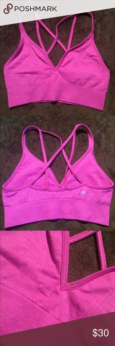Lululemon athletica yoga or workout top. Lululemon athletica yoga or workout top.  Never worn lululemon athletica Tops