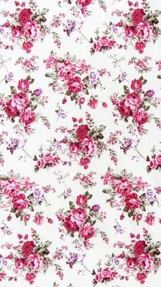 Картинка с тегом «flowers, wallpaper, and pattern»