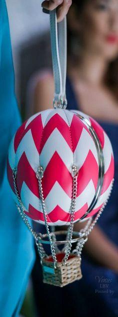 Kate Spade Hot Air Balloon Bag♥✤Fun Fashion