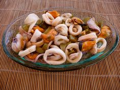 Mezeler de pescado. Tenéis la receta en mi blog: http://wp.me/p3yGjU-cF ¡Qué lo disfrutéis!