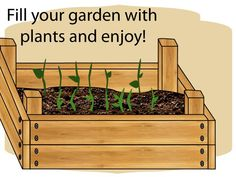 KareWares: Raised garden bed tutorial.