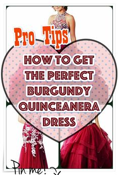 Burgundy Quinceanera dress shopping can be one of the best and worst areas of event preparation. To keep your sanity in check, have a look at the tips of ours, including style, size. Burgundy Quinceanera Dresses, Quinceanera Party, Fashion And Beauty Tips, Our Girl, Dress First, Beauty Hacks, Fashion Show, How To Memorize Things, Good Things