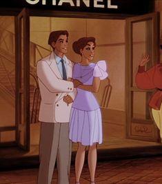 Anastasia Cartoon, Disney Anastasia, Anastasia Movie, Dimitri Anastasia, Anastasia Romanov, Disney Animation, Animation Film, Disney Style, Disney Love