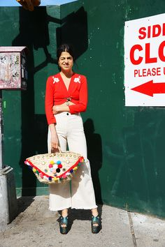 Is It Spring? I Think It's Spring. Here Are Three Outfits to Wear - Man Repeller