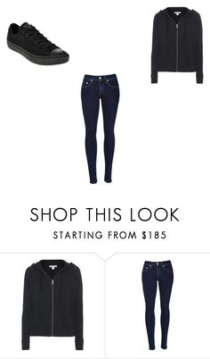 """""""Moon's every day wear"""" by selenasunny ❤ liked on Polyvore featuring interior, interiors, interior design, home, home decor, interior decorating, James Perse, rag & bone and Converse"""