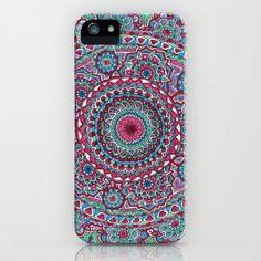 Mesmerizing+Mandala+iPhone+&+iPod+Case+by+Flammejumelle+-+$35.00