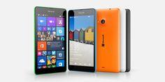 Microsoft Lumia 535, o 1º sem a marca Nokia.