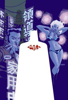 Batman Broken City 621 Cover by Devilpig.deviantart.com on @deviantART