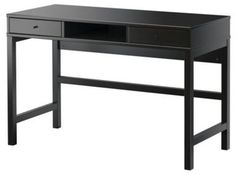 Jonas desk ikea handles can be placed to the right or left on the