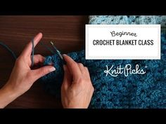 Beginner Crochet Blanket - Crochet Ideas