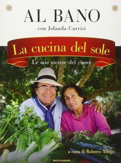 """Le ricette di Al Bano - http://tenutealbanocarrisi.com/le-ricette-di-al-bano/  """"Mangiare è come ascoltare una bella canzone… Cucinare è come fare musica """" Scopri le ricette di Al Bano"""