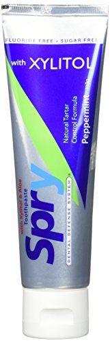 xylitol pasta de dientes