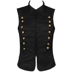 Military style vest