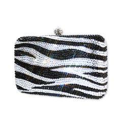Pinto Crystal Clutch Bag  #Clutchbag #Swarovski  http://www.playbling.com/en/pinto-crystal-clutch-bag.html