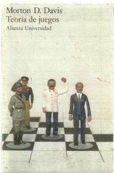 LA TEORÍA DE JUEGOS. MORTON D. DAVIS. ALIANZA EDITORIAL. MADRID. 1977 - Foto 1