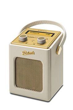Roberts 5,5,202 Revival Mini Radio DAB/DAB + FM Radio Digital / - Pastel Cream (importado) - http://vivahogar.net/oferta/roberts-55202-revival-mini-radio-dabdab-fm-radio-digital-pastel-cream-importado/ -