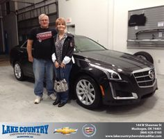 #HappyBirthday to Buddy Thompson from Canaan Collins at Lake Country Chevrolet Cadillac!