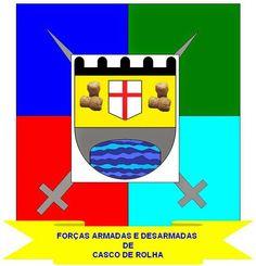 Forças Armadas e Desarmadas de Casco de Rolha