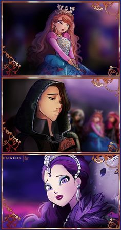 Ever After High, Lizzie Hearts, Personajes Monster High, Monster High Art, Raven Queen, Aesthetic Drawing, Fan Art, Kids Shows, Princesas Disney