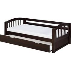 oak daybed with trundle - Google Search