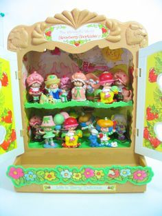 strawberry shortcake mini house - Google Search