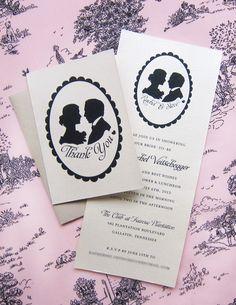 Romantic & Fresh Cameo wedding ideas