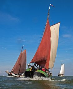 Slach_om_Starum Dutch Barge, North Sea, Antwerp, Ancient History, Sailing Ships, Holland, Sailboats, Travel List, Templates