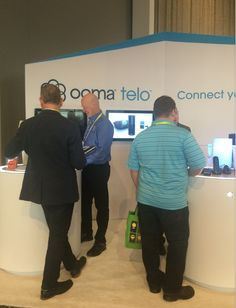 We're here to help answer all your questions about Ooma! Don't be shy! Come on by!