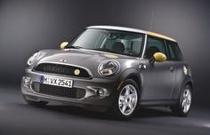 MINI E electric car