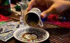 Lectura Del Café árabe