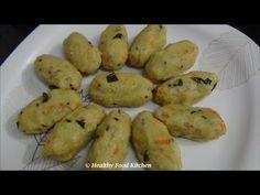 Millet Recipes-Ragi,Kambu,Thenai,Varagu Arisi,Kollu - YouTube