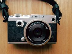 Review: Olympus Pen-F + 17mm f/1.8
