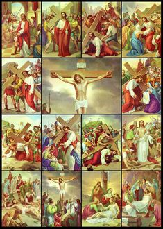Pictures Of Jesus Christ, Religious Pictures, Catholic Art, Religious Art, Cross Pictures, Crucifixion Of Jesus, Cross Art, Jesus Art, Virgin Mary