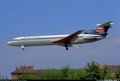 Hawker Siddeley HS-121 Trident 3B aircraft picture