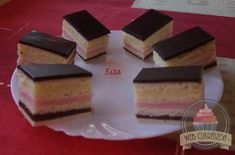 Színeske Hungarian Recipes, Hungarian Food, Cake Cookies, Nutella, Cheesecake, Food And Drink, Cooking Recipes, Baking, Sweet Ideas