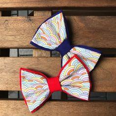 6f106b3363a3 Items similar to Pastel Rainbow Bowtie • Pet Bowtie • Dog Bowtie • Cat  Bowtie • Slip On Bow Tie • Summer Bowtie • Spring Bowtie on Etsy