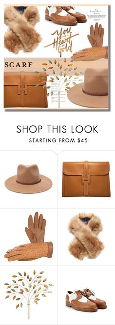 """Scarface..."" by desert-belle ❤ liked on Polyvore featuring Forever 21, Hermès, Joules, Loro Piana, Bottega Veneta, scarf and polyvoreeditorial"