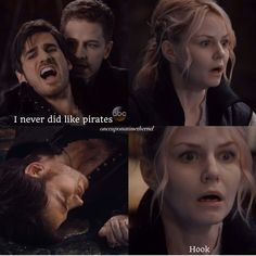 "Hook, David and Emma - 4 * 22 ""Operation Mongoose Part 2"" #CaptainSwan"