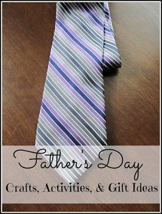 Forever, For Always, No Matter What : Catholic Adoption & Home Education Blog: Fathers Day Crafts, Activities, & Gift Ideas