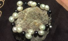 Twisted Beautiful REAL Large Freshwater Pearl by CherylsGoodStuff