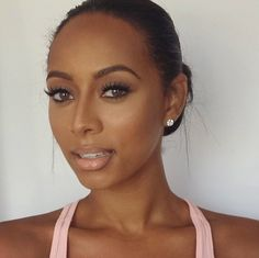 keri hilson she looks gorgeous, hair, make up everything Flawless Makeup, Gorgeous Makeup, Skin Makeup, Beauty Makeup, Hair Beauty, Gorgeous Girl, Makeup Eyebrows, Beautiful Women, Makeup Geek