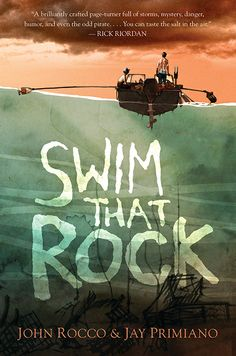 Swim That Rock by John Rocco and Jay Primiano. E-book 9780763672249 / Ages 12+