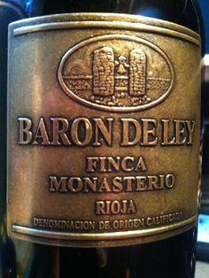 Baron de Ley Finca Monasterio 2010 - Høres kjempegod ut:D