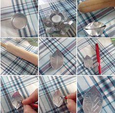 waxinelichtjehouder maken van oude waxinelichtjes ;d