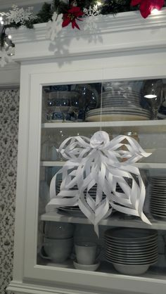 Angel paper craft.